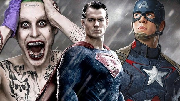 The 4 Super Hero Movies To Watch Out For In 2016