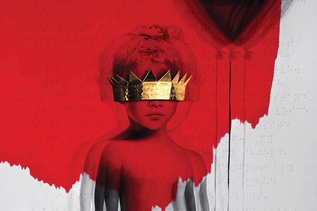Rihanna's Latest Album: Anti