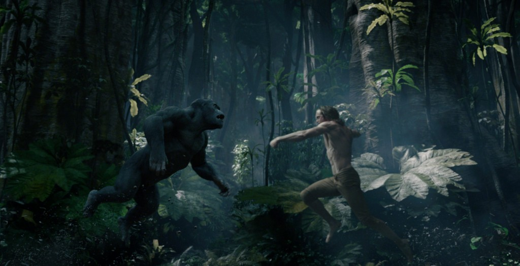 The Legend Of Tarzan Told With A Twist!