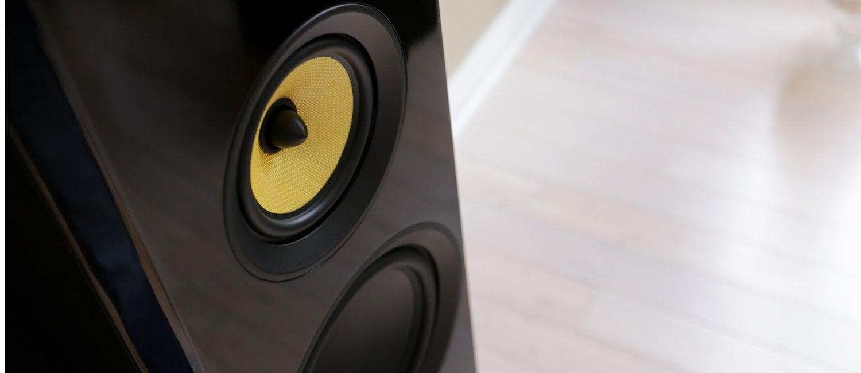 What is a speaker break-in period?