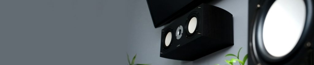 Setting up Your Center Channel Speaker