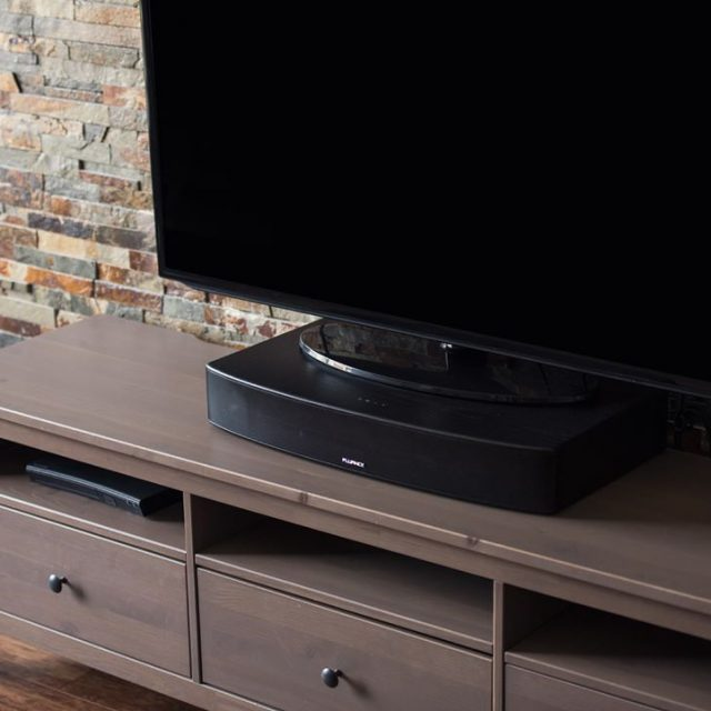 Why a soundbase? We developed this product because there washellip