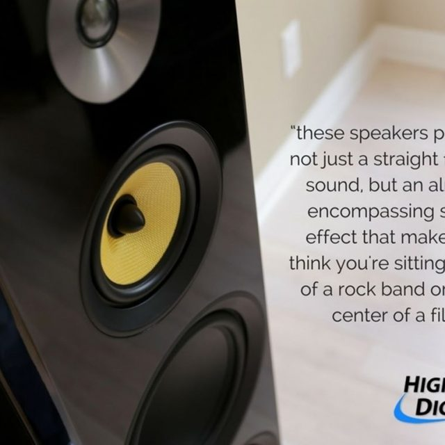 Fluance Signature Series Reviewed by HighDefDigest Read the full reviewhellip