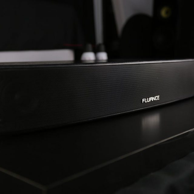 The AB40 Soundbase stealthily tucks away under your TV tohellip