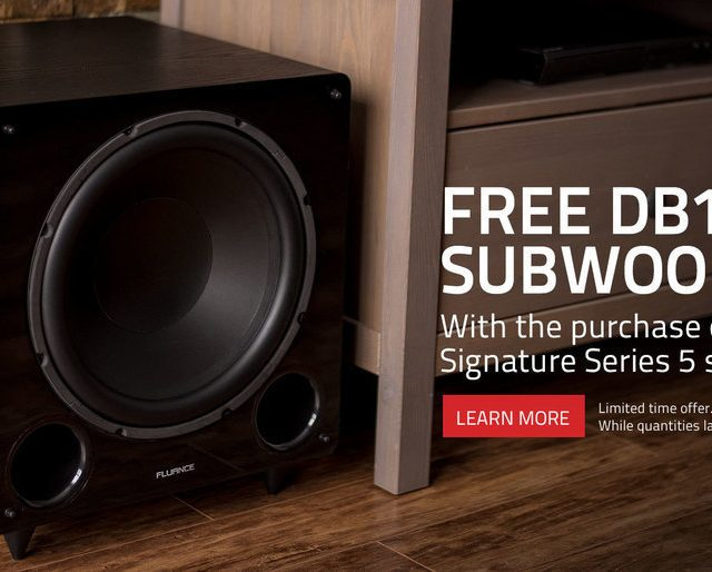Get a free DB12 subwoofer with the purchase of selecthellip