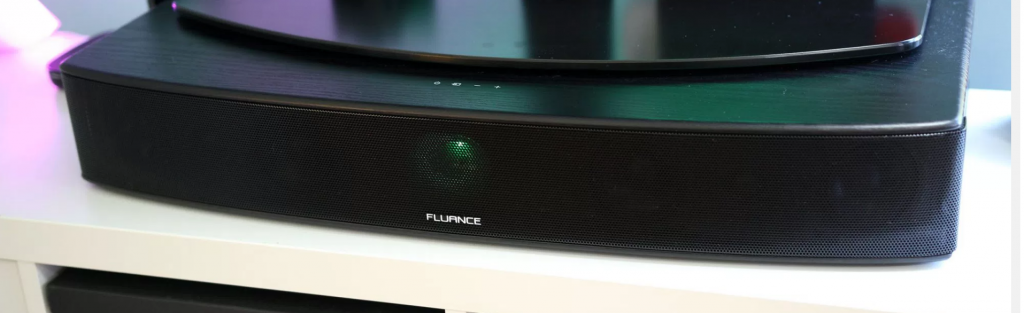 9-5 Toys Reviews the Fluance AB40 Soundbase
