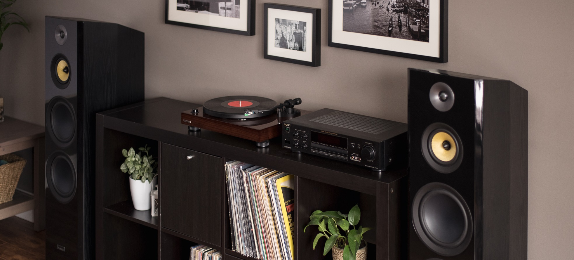 How to Buy the Best Stereo System for Your Turntable Setup ...