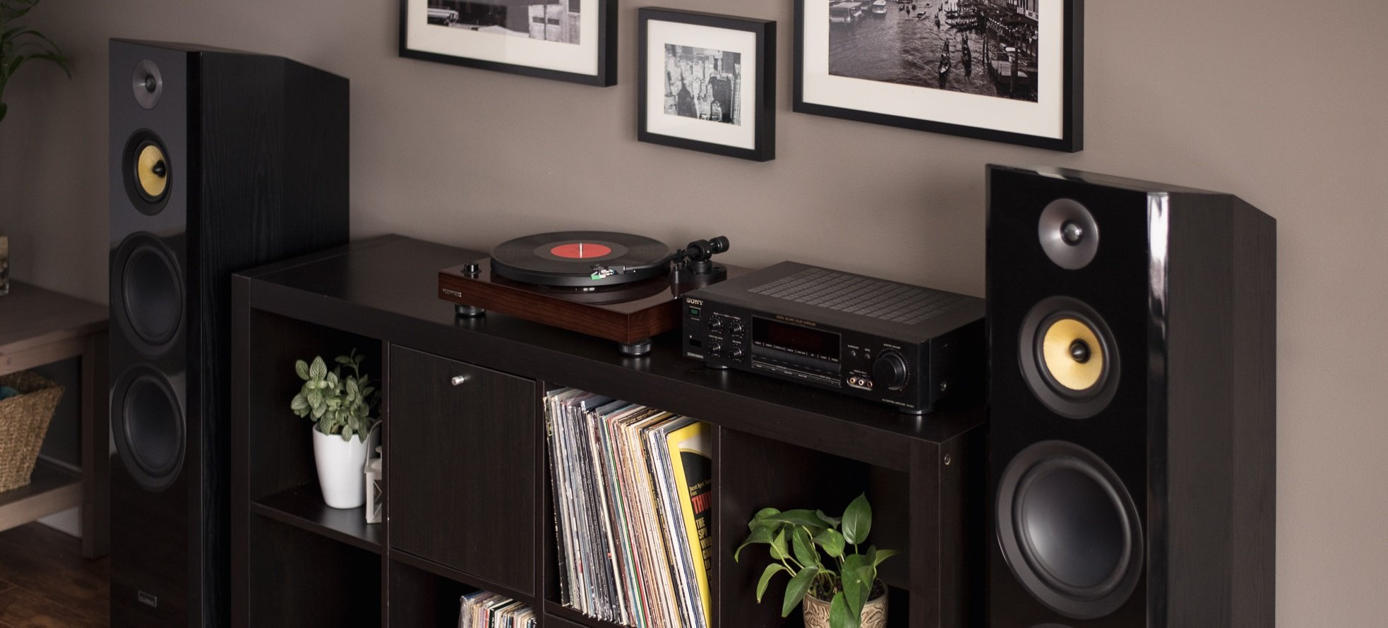 Best Home Stereo Shelf System