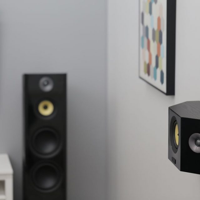 Widespread enveloping surround sound throughout your entire room The uniquehellip