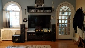 Customer Profile – Mike's 5.1 Home Theater System