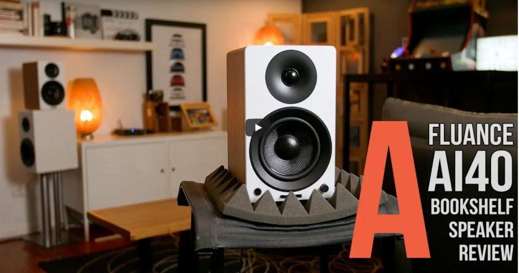 Joe N Tell Reviews the Fluance Ai40 Bookshelf Speakers