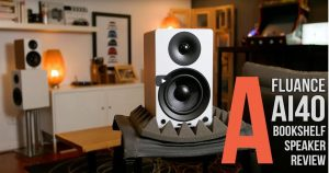 Joe N Tell Reviews the Fluance Ai40 Bookshelf Speakers
