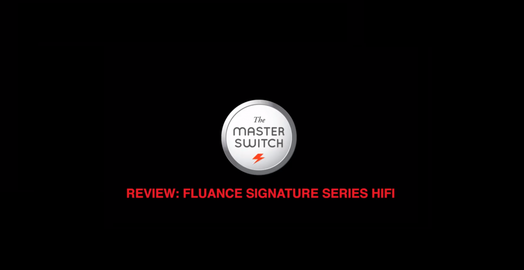 Fluance Signature Series Bookshelf Speakers Reviewed by The Master Switch