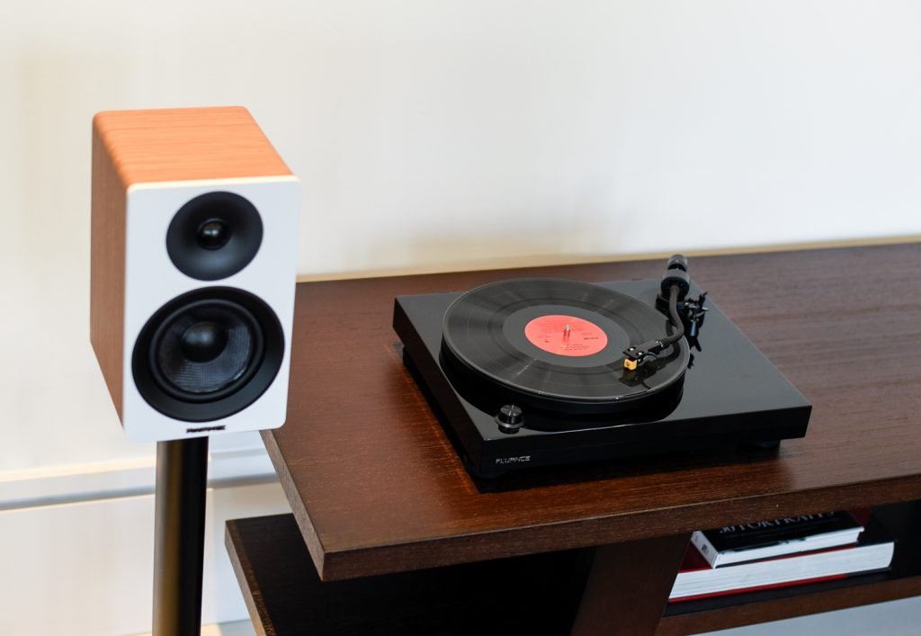 Fluance RT80 Turntable Record Player