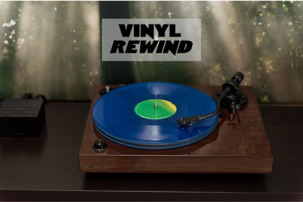 Vinyl Rewind Reviews Fluance RT85 Turntable