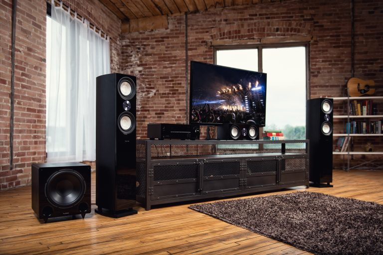 XL8 Refernces Series Home Theater System