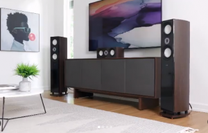 Andrew Robinson Reviews the XL8F Reference 3-Way Floorstanding Loudspeakers