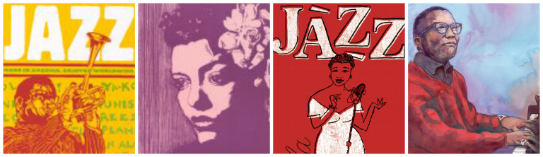 Jazz Appreciation Month Header