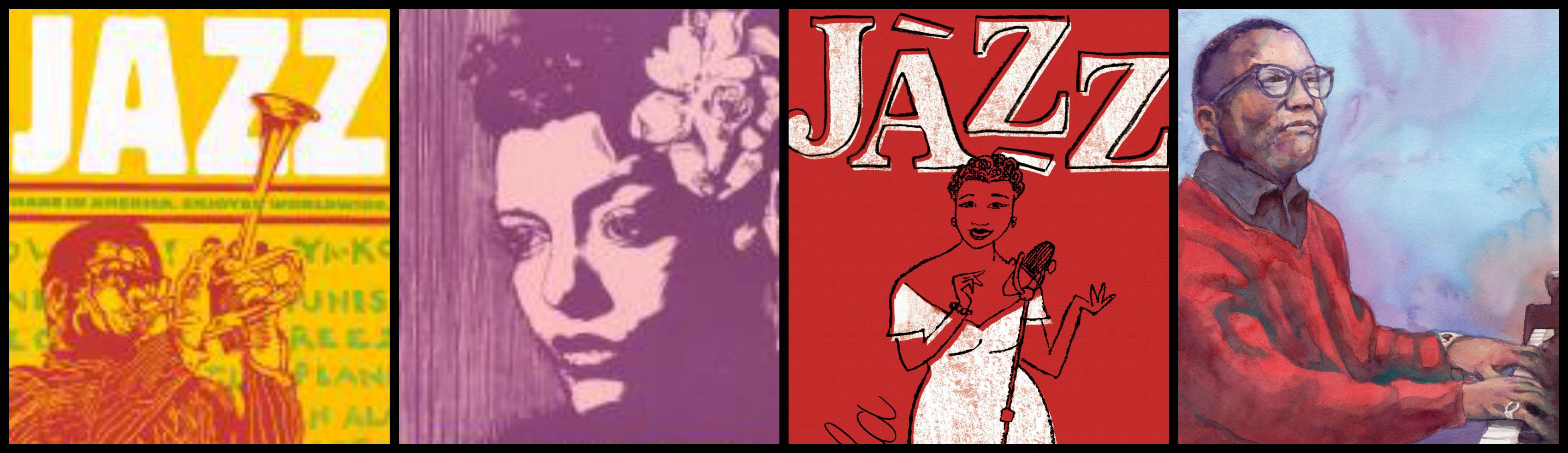 Jazz Appreciation Month Header