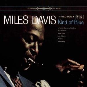 miles davis kind of blue record