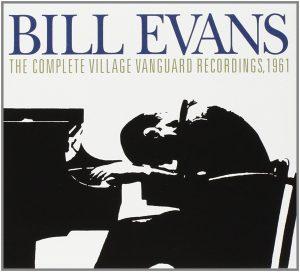 bill evans The Complete Village Vanguard Recordings, 1961 record