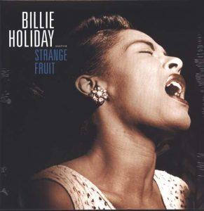 billie holiday strange fruit vinyl record album