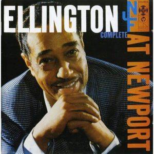 ellington record album