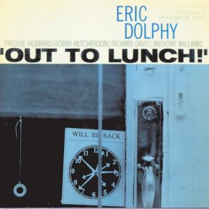 eric dolphy out to lunch record