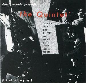 the quintet vinyl record album