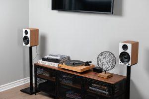 Ai41 Powered Bookshelf Speakers – Home Theater Review