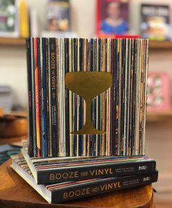 booze and vinyl book