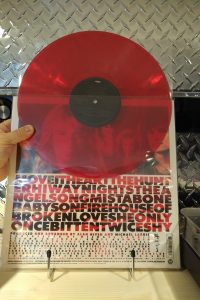 vinyl record sleeve