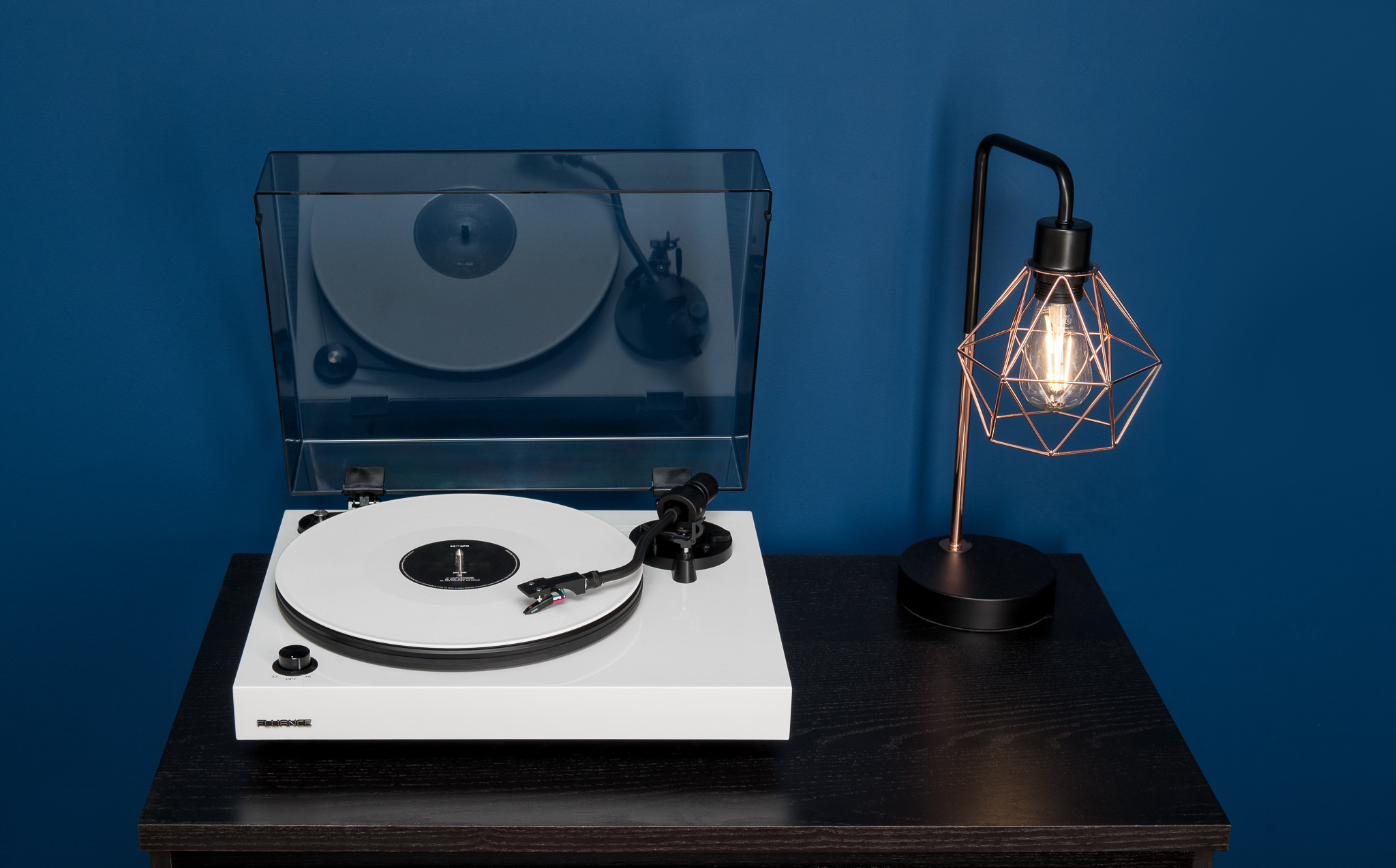 Fluance RT85 Reference Turntable Piano White